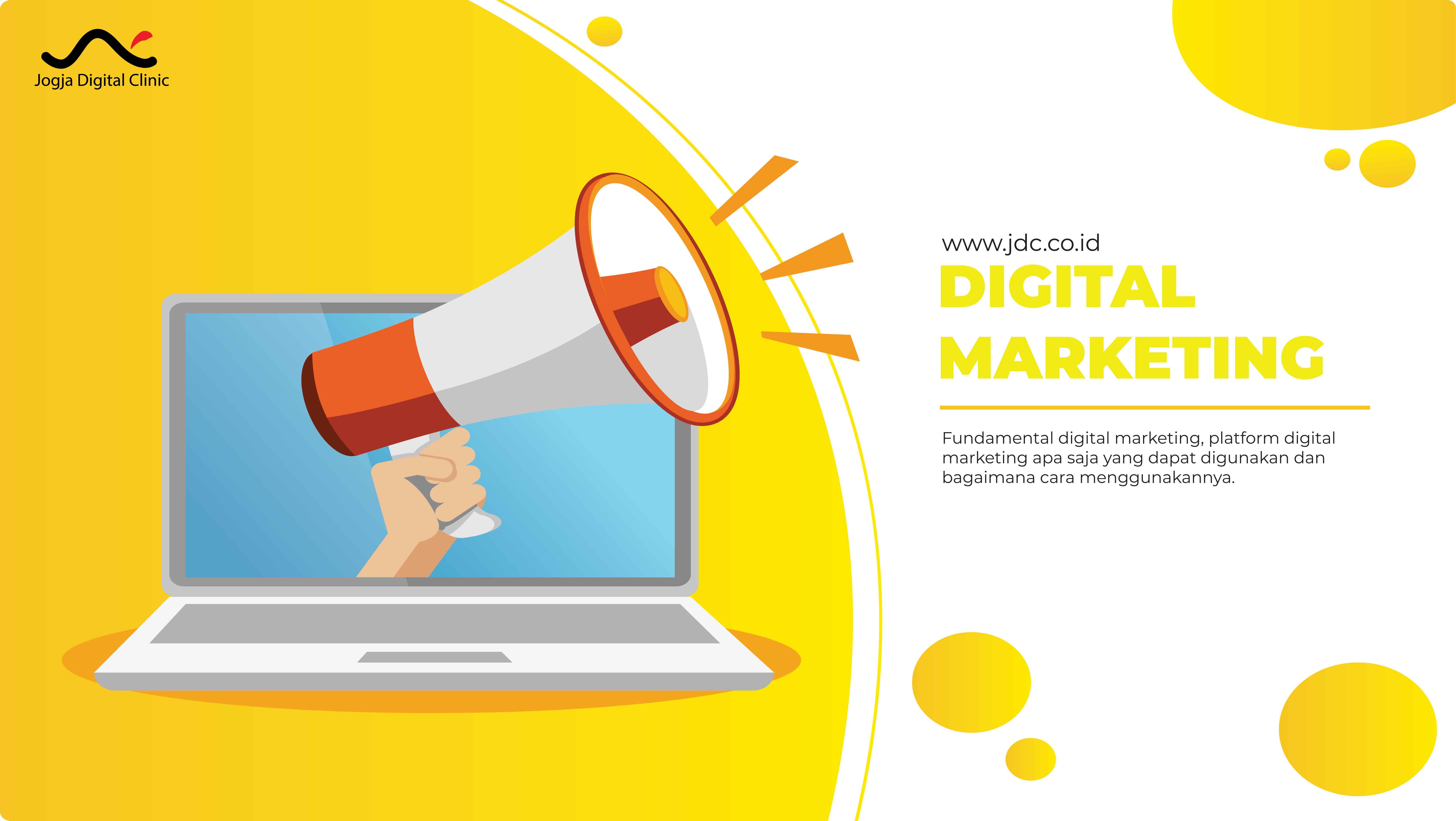 Jasa Digital Marketing terbaik