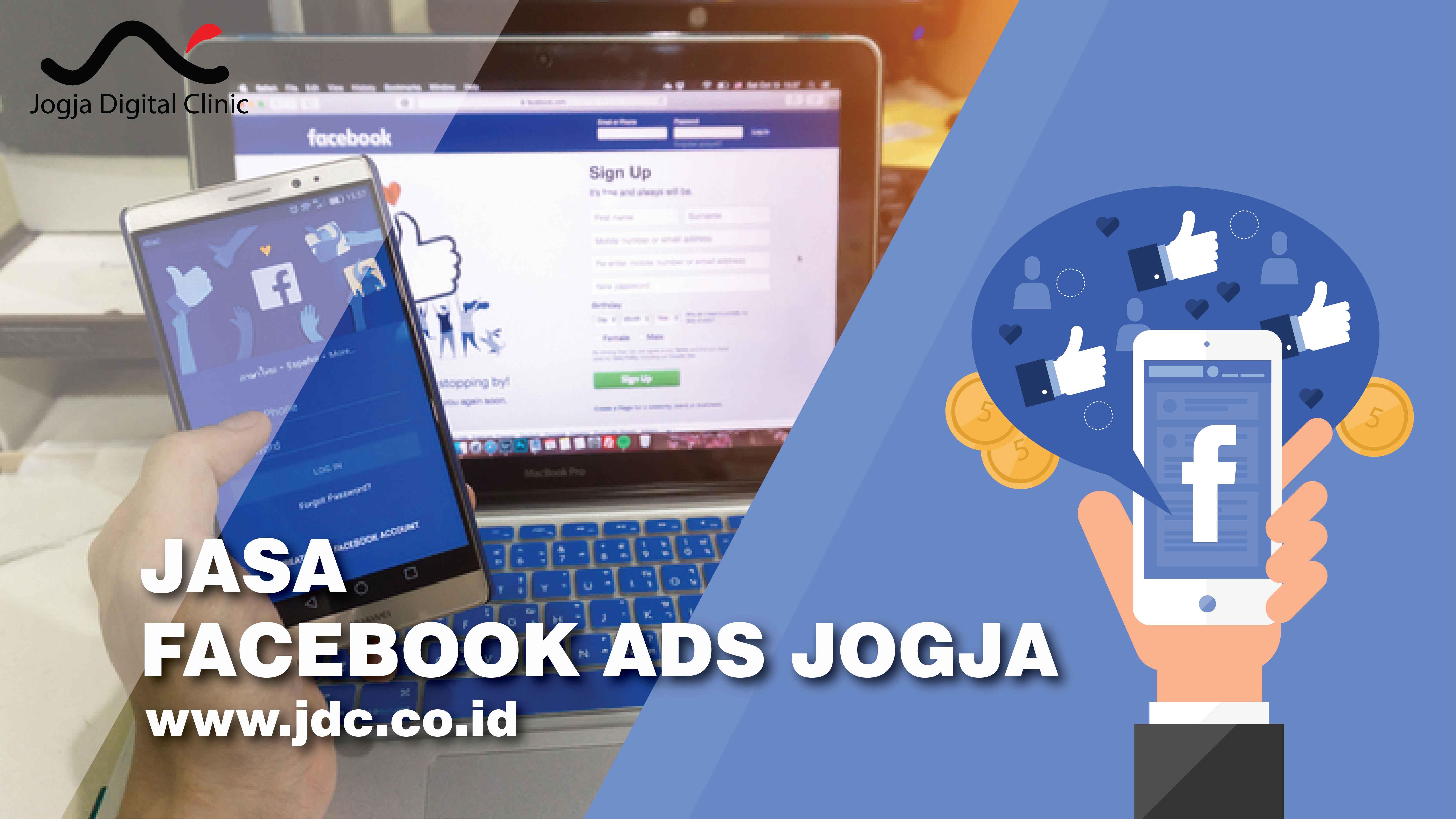 Jasa facebook ads jogja