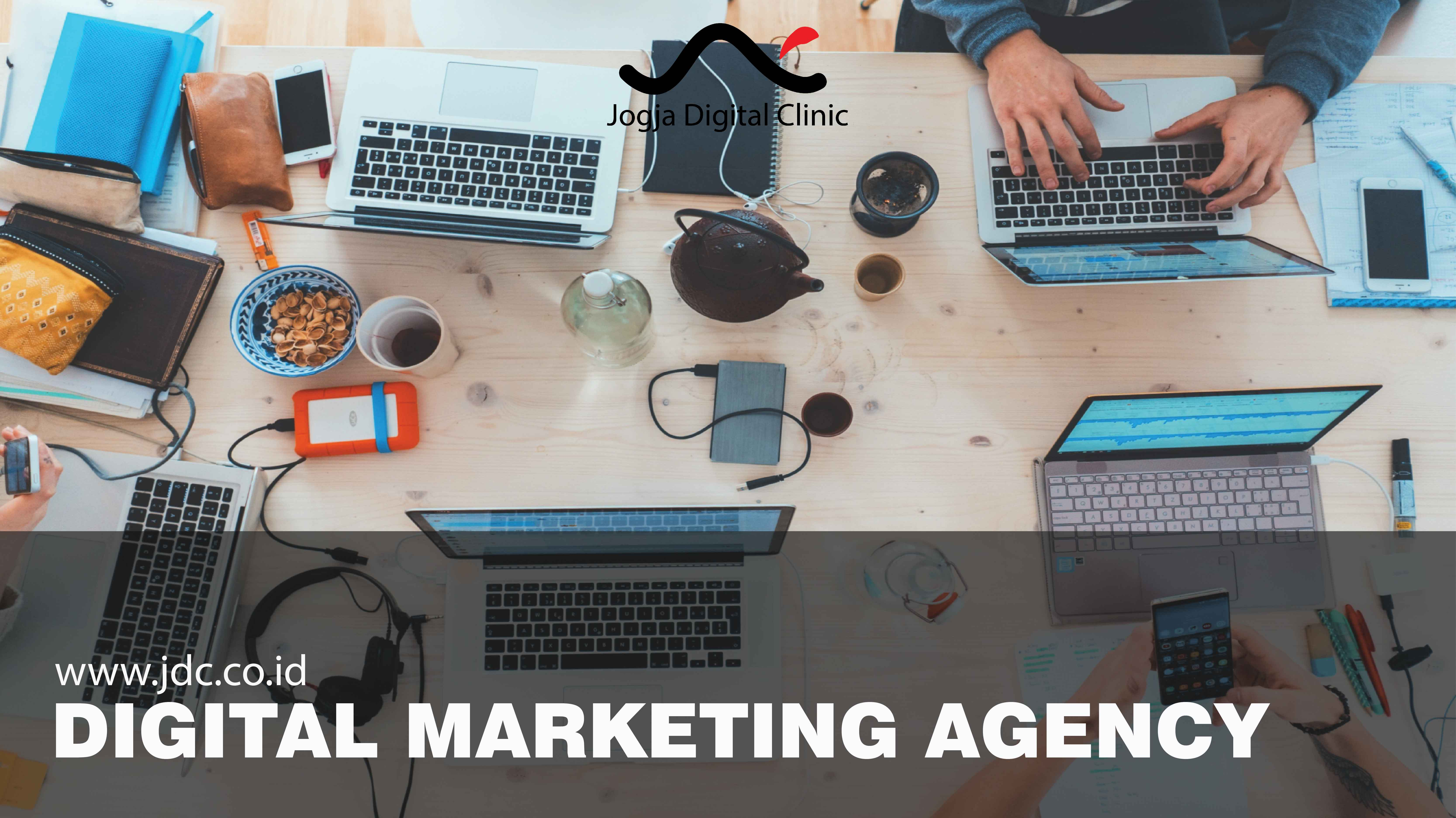 digital marketing agency jdc