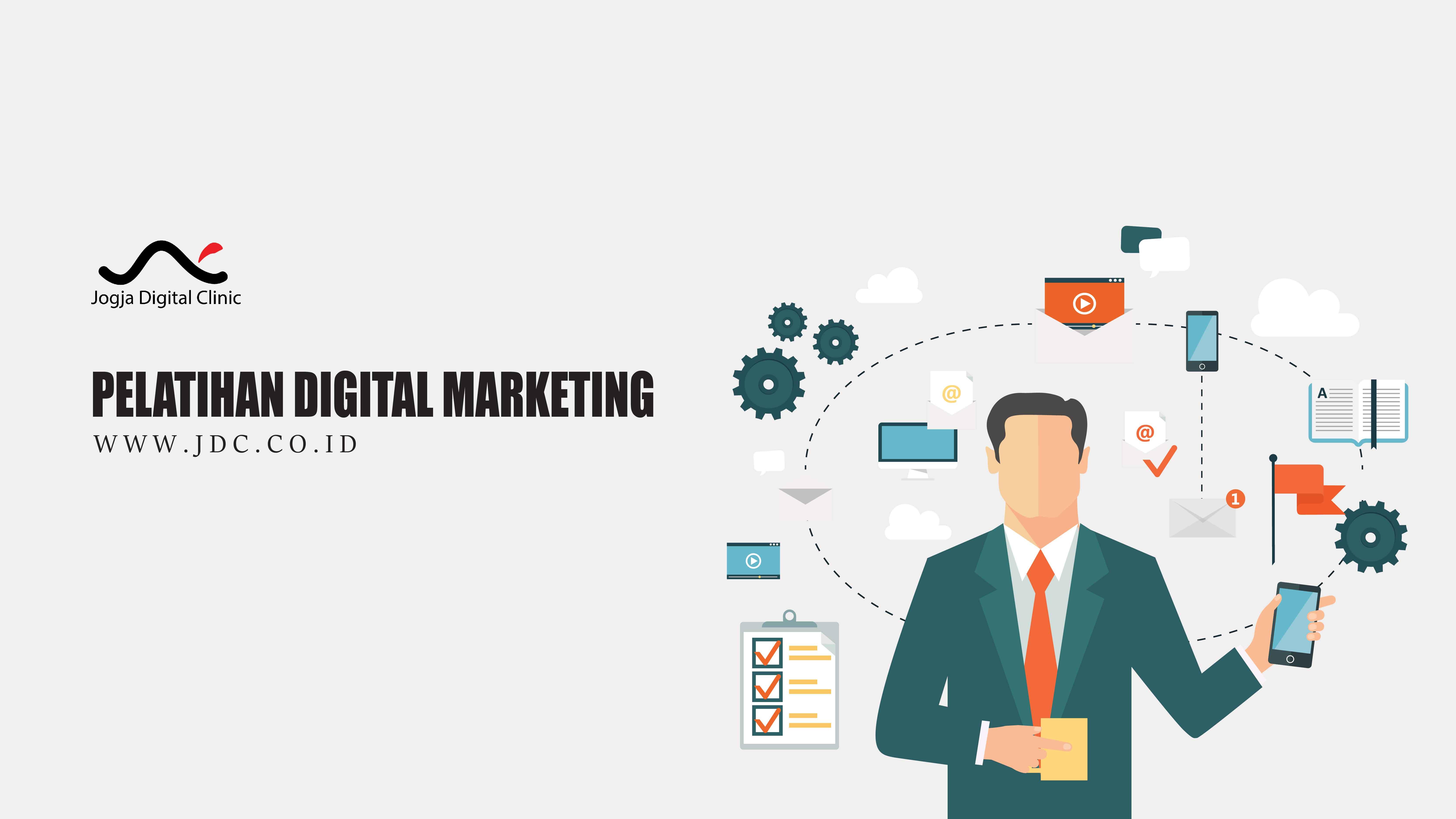 jasa pelatihan digital marketing