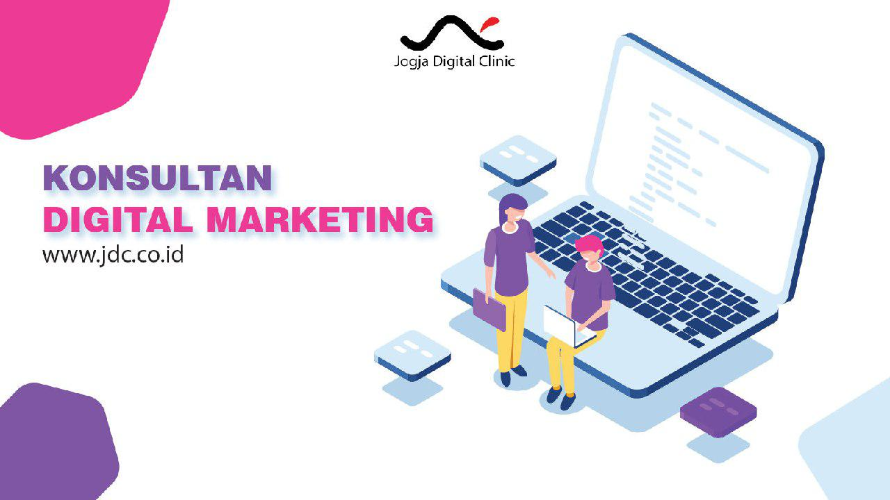 konsultan digital marketing profesional