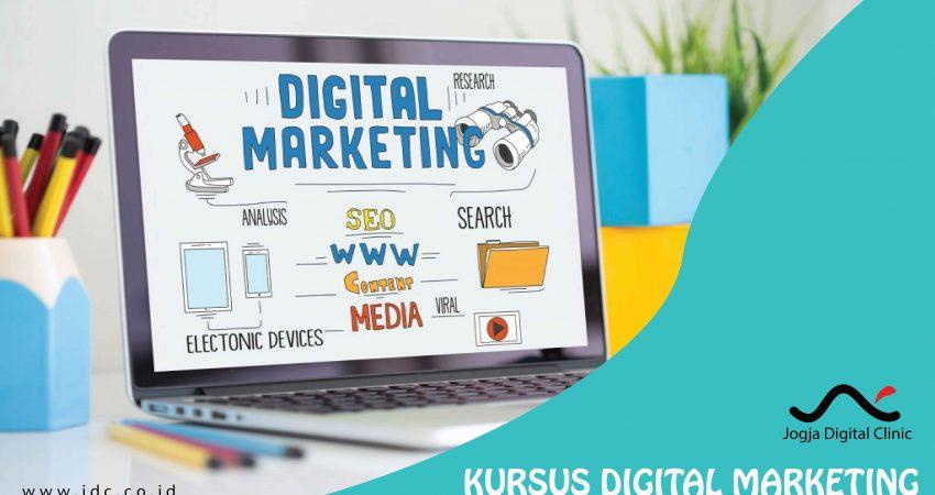 kursus digital marketing jdc