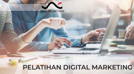 pelatihan digital marketing