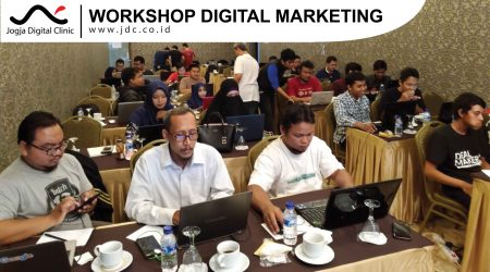 workshop digital marketing terbaik