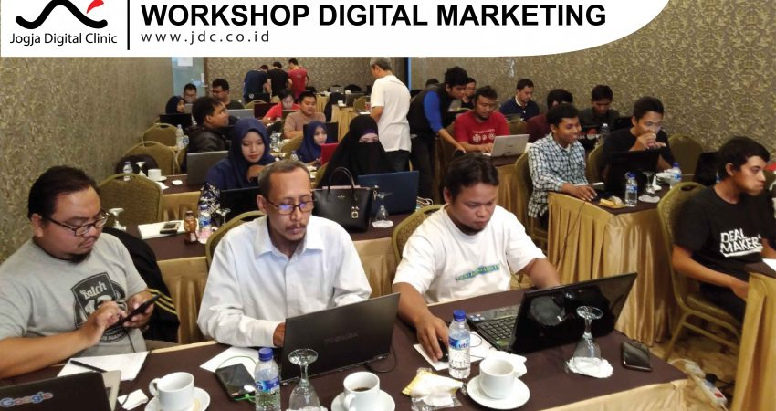 workshop digital marketing terbaik