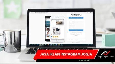 Jasa Iklan Instagram Jogja