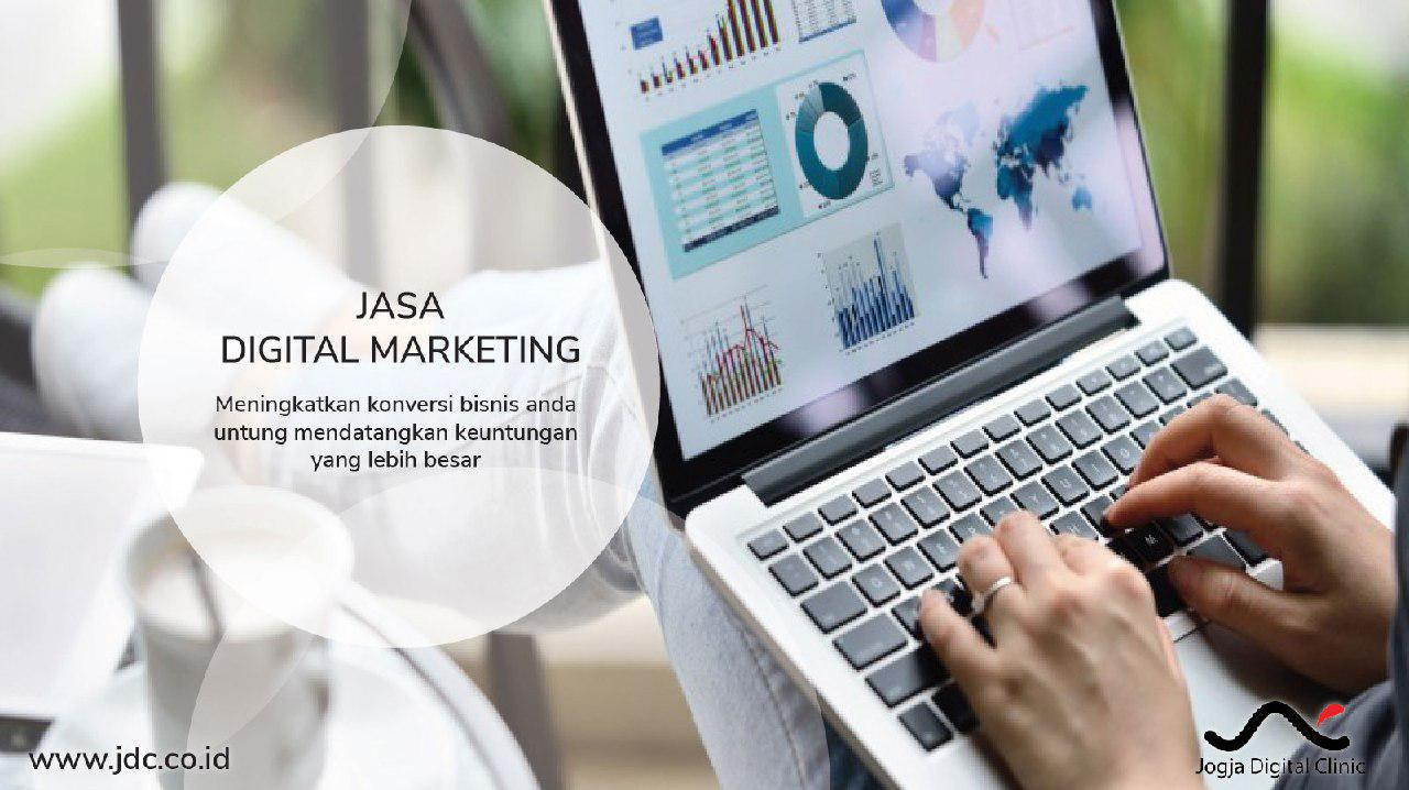 jasa digital marketing profesional