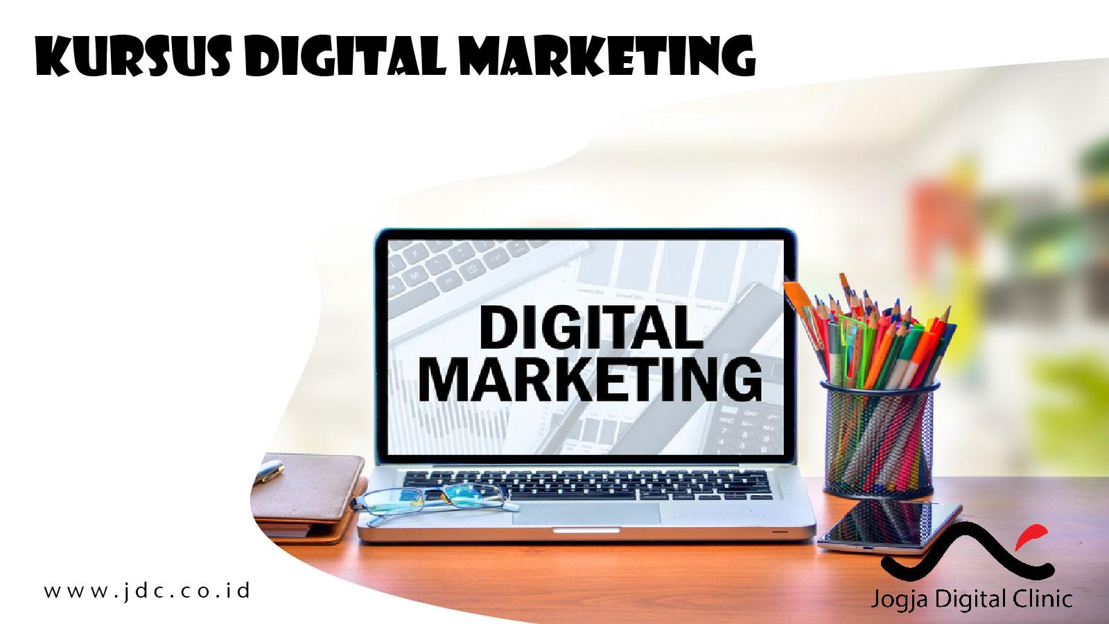 kursus digital marketing terbaik dan terpercaya
