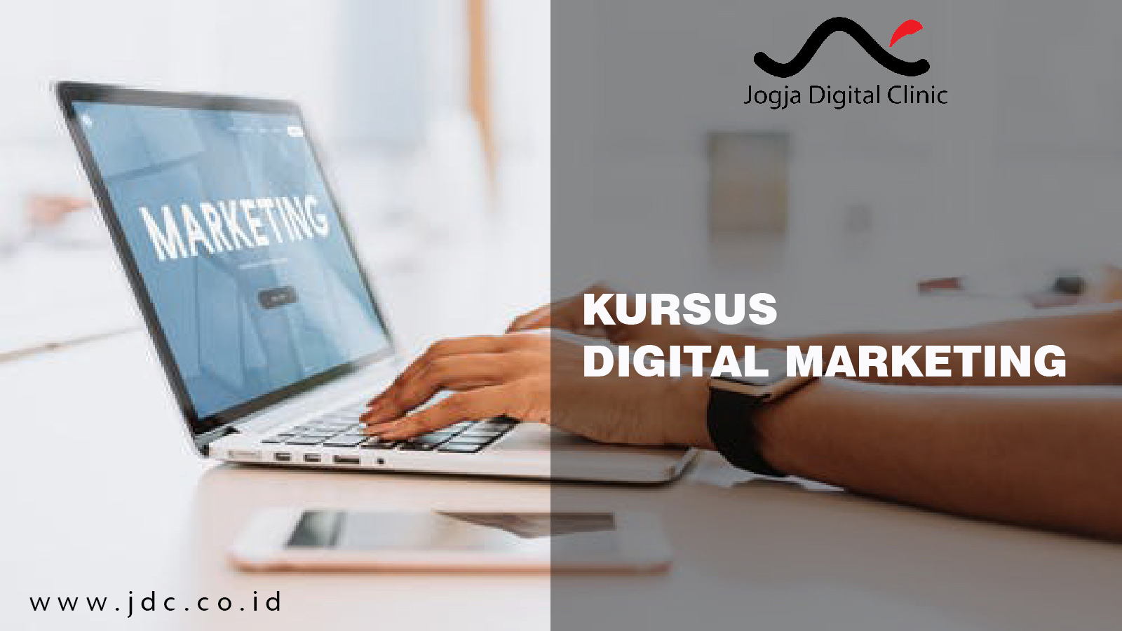 kursus digital marketing terpercaya