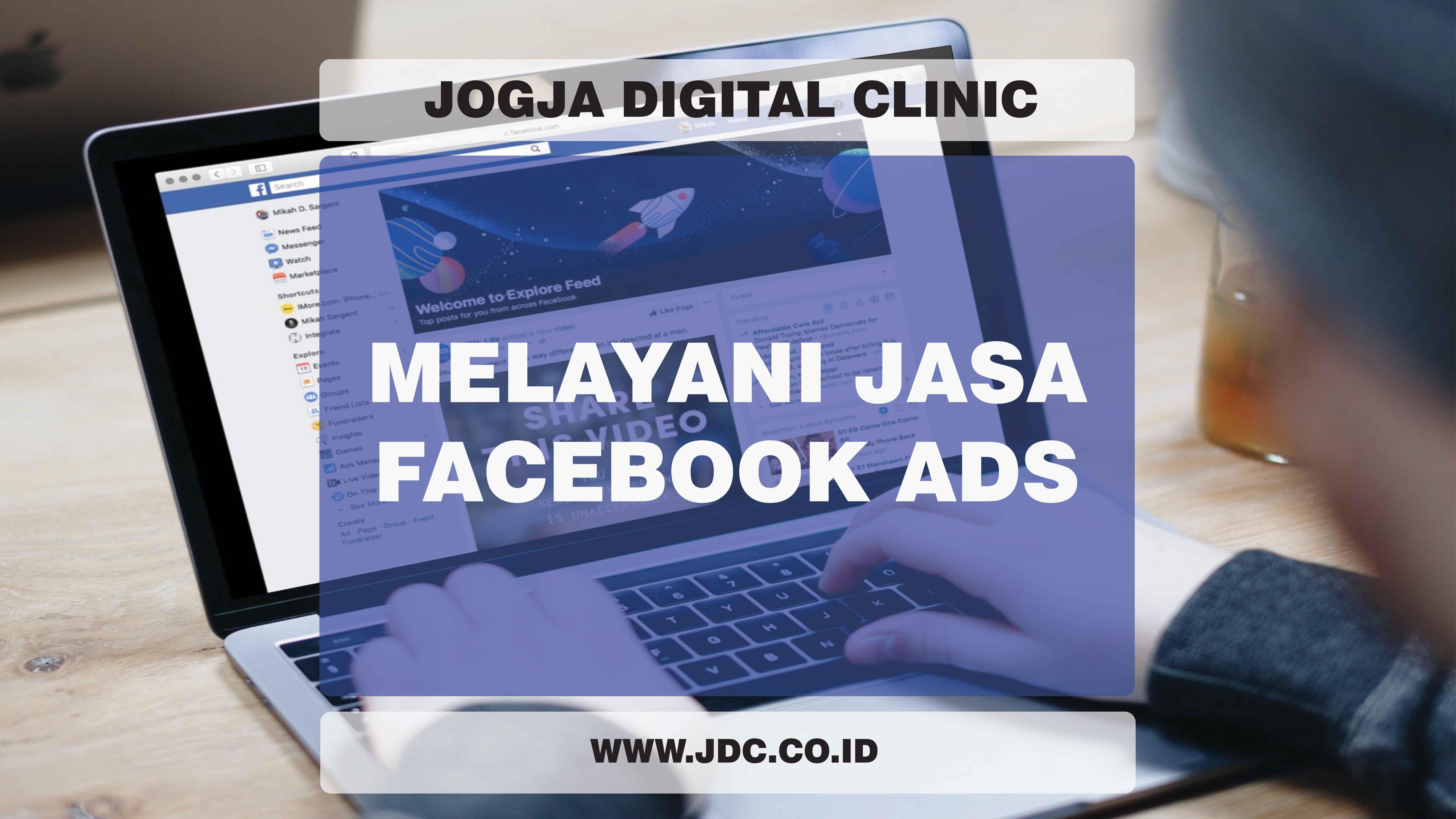 kursus facebook ads jdc