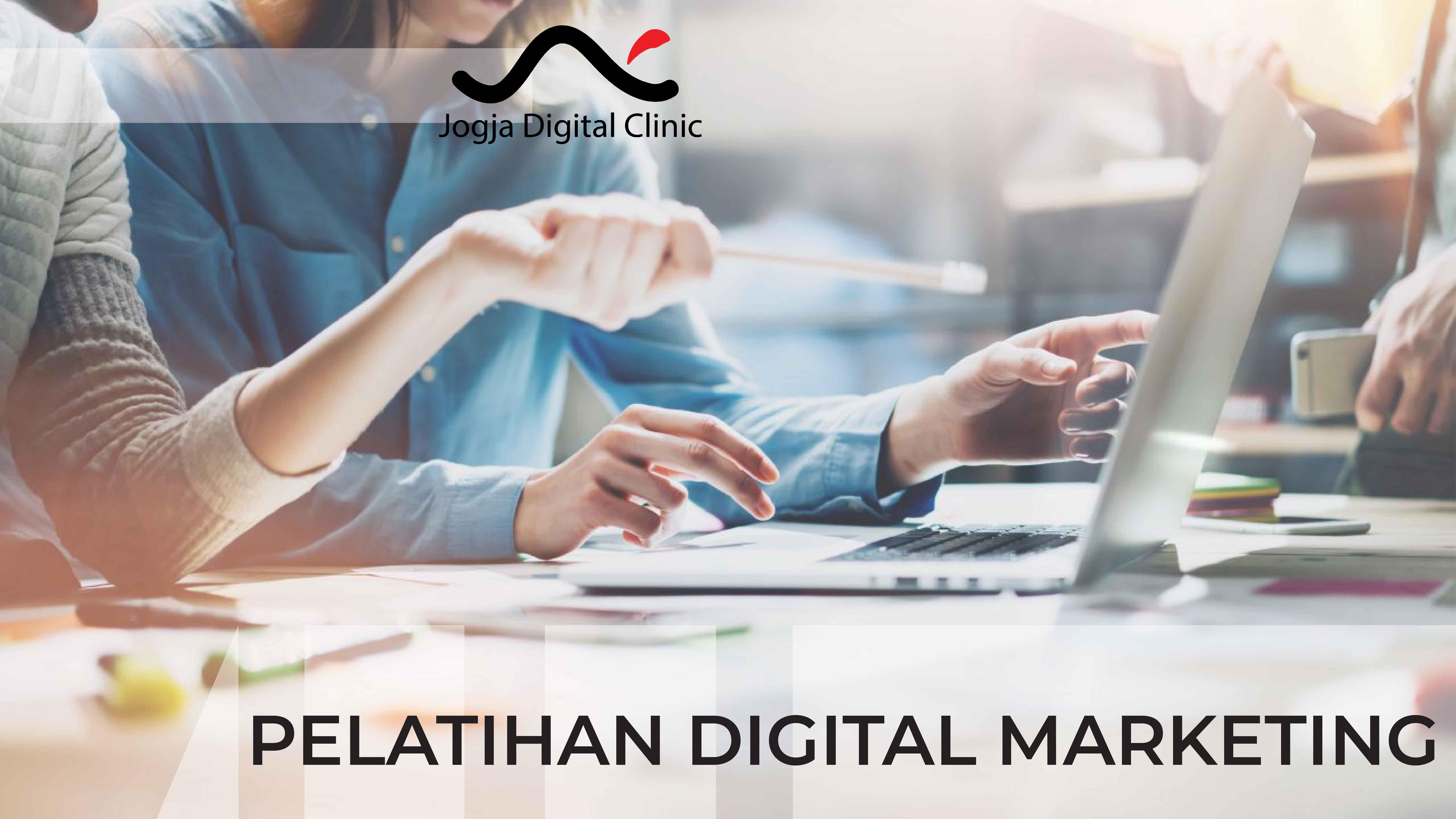 pelatihan digital marketing jogja terbaik
