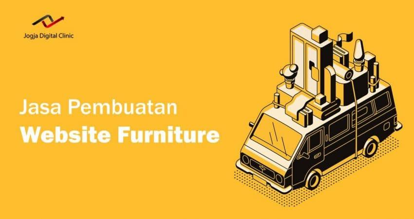Jasa Pembuatan Website Furniture