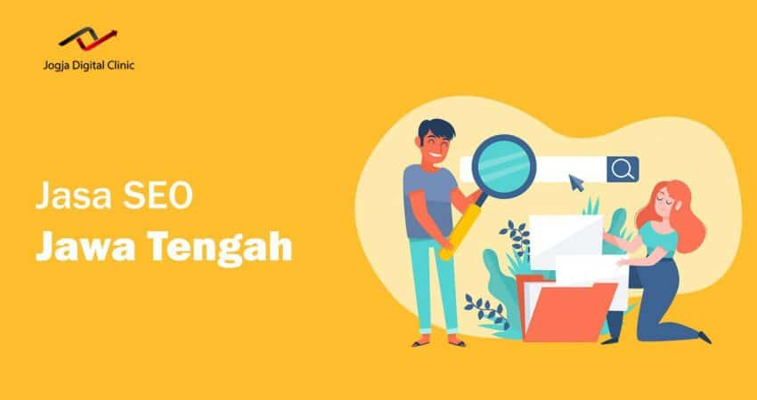 Jasa SEO Jawa Tengah